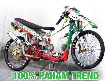 Komstir Racing Yamaha display of motor sport modifikasi yamaha mio 07