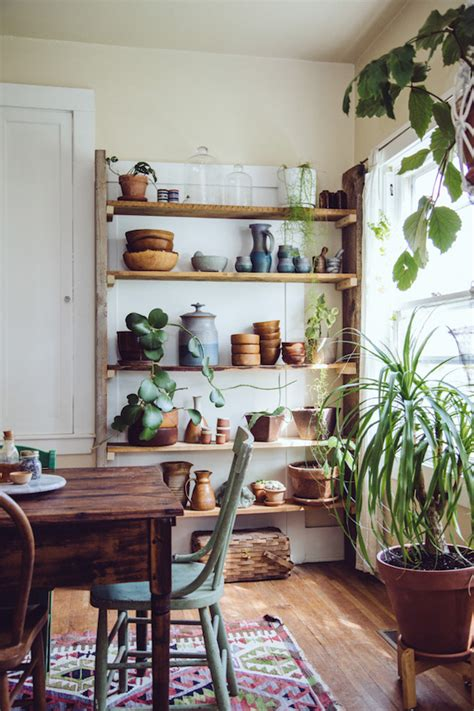 design sponge 7 things to display on open shelving growing spaces
