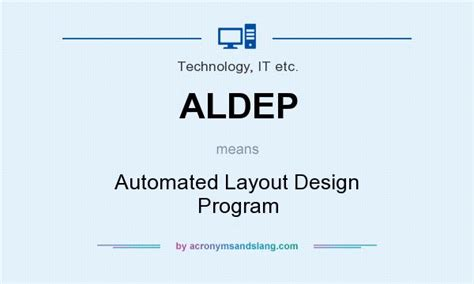 automated layout design program software download aldep automated layout design program in technology it