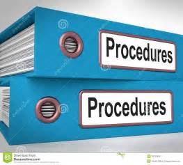 Bench Mark Meaning Procedures Folders Mean Correct Process And Best Practice