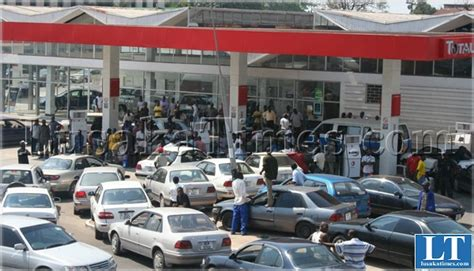 kitwe times latest news today zambia zambia no fuel shortage government assures motorists