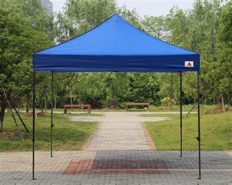 10x10 gazebo canopy abccanopy 10x10 king kong royal blue canopy instant