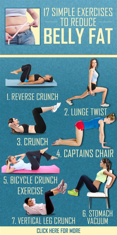 weight loss belly workout 7 simple exercises to lose belly