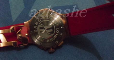 Jam Tangan Wanita Hublot Hb06 Purple hublot tutty frutti chrono leather aghashe