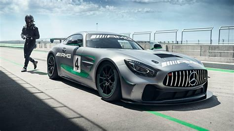 is mercedes a car mercedes amg gt4 is one expensive customer racing car