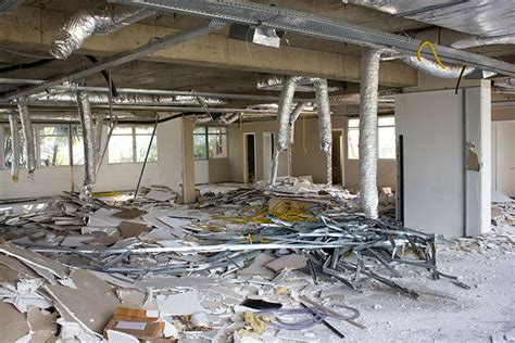 Interior Construction Services by Interior Demolition One Stop Envrionmental