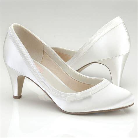 10 Prettiest Wedding Shoes by Best 10 Low Heel Wedding Shoes Ideas On