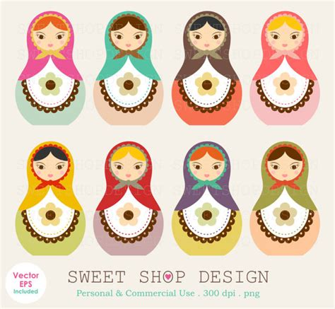 design doll download full 50 off sale matryoshka russian doll clipart nesting