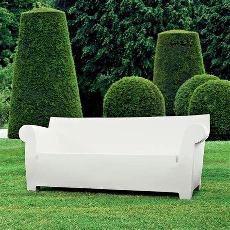 divano giardino club sofa divano kartell di design per giardino