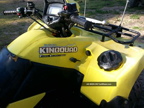big wheel kit for 2005 suzuki king quad 700 2005 suzuki 700 king quad