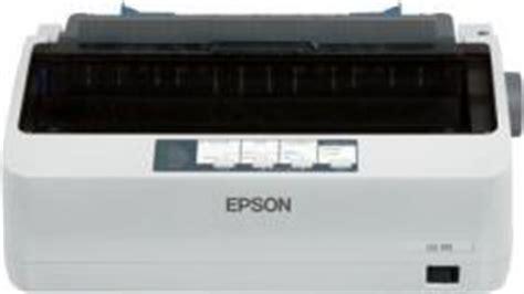 Printer Epson Lq 1050 epson lq 310 single function impact dot matrix printer