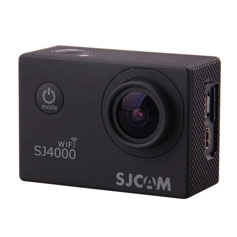 harga dan spesifikasi kamera sjcam sj4000 wifi novatek ngelag