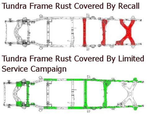 toyota tundra frame recall toyota launches tundra frame replacement program tundra
