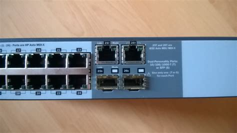 reset hp 2520 switch to factory defaults i received a gift hp procurve 2510 24 ruben r 246 gels