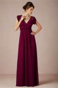 merlot color dress maxi dress in merlot from bhldn wedding ideas