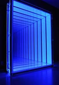 infinity light installations fubiz media