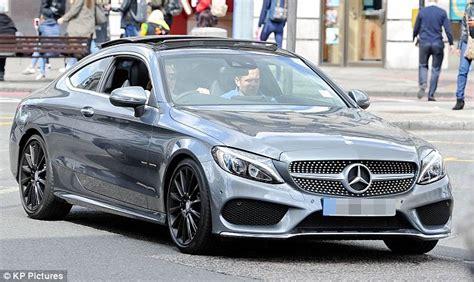 Victoria Beckham Home Interior Brooklyn Beckham Gets Behind The Wheel Of A Mercedes C