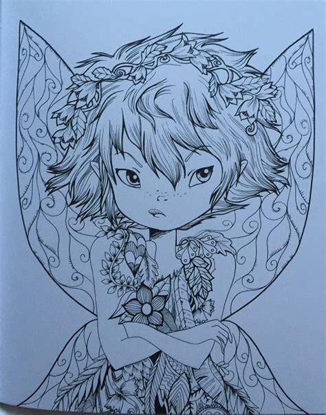 fairy shampoo coloring book - Fairy Shampoo Kouzelné víly Jo Su Jin ...