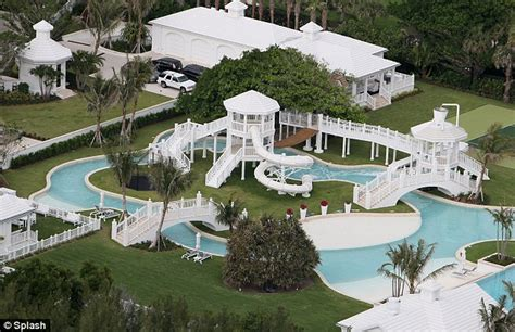 celine dion house first look at celine dion s 20m florida waterpark mansion