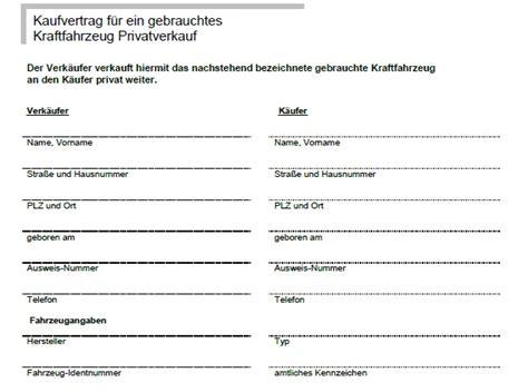 Kaufvertrag Auto Sterreich Pdf by Kfz Kaufvertrag Der Unfall Novy