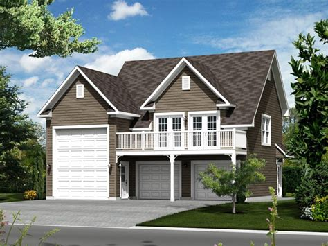 garage apartment plan garage apartment plans two car garage apartment plan with rv bay 072h 0035 at