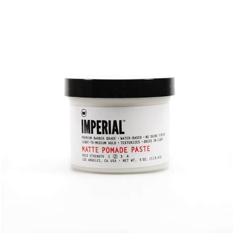 Pomade Imperial imperial matte pomade apothecary4men
