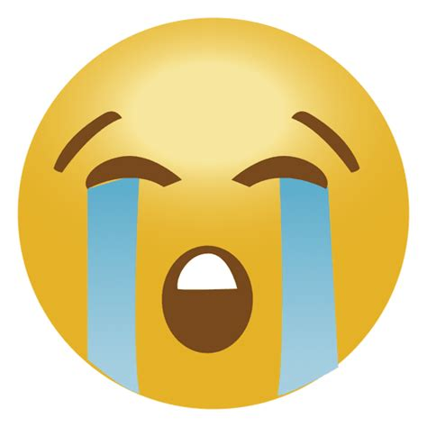 imagenes png emoticonos cry emoticono emoji descargar png svg transparente