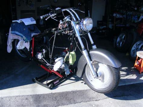 Harley Davidson 6089 new look for my fatboy front end harley davidson forums