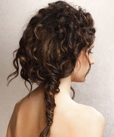 casual hairstyles wavy hair casual updos for thick hair