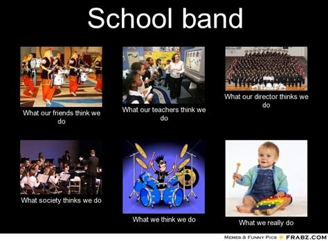 Meme Band - what i do meme band director