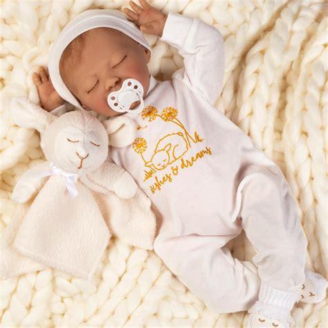 newborn reborn baby doll wishes dreams   paradise