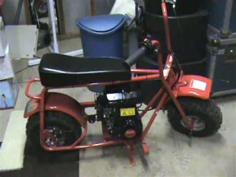 remove governor doodlebug mini bike baja doodle bug minibike 97cc