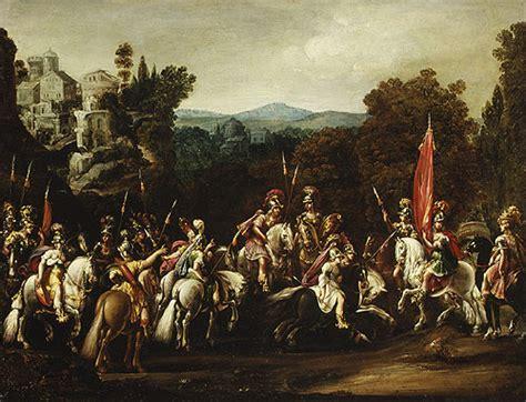 amazon mythology file deruet departure of the amazons 1620 jpg wikimedia