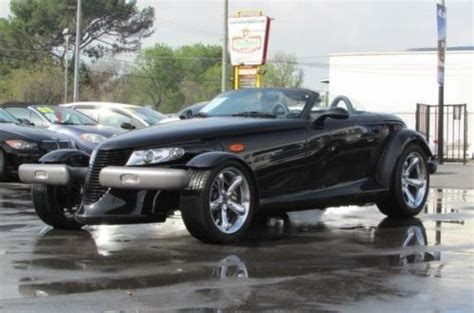 auto air conditioning service 1997 plymouth prowler lane departure warning purchase used 2dr roadster 3 5l air conditioning cruise control power steering power windows in