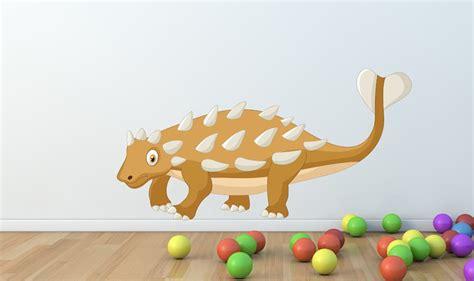 Wandtattoo Kinderzimmer Dino by Dinosaurier Aufkleber Dinosaurier Wandtattoos