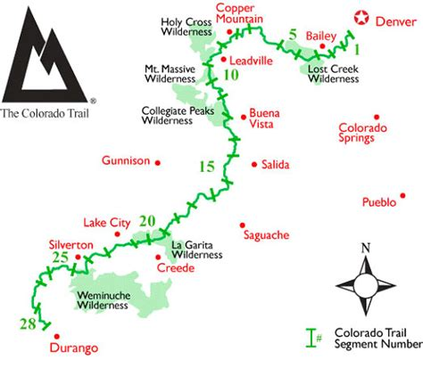 colorado trail sections colorado trail usa september 2015 the hiking life