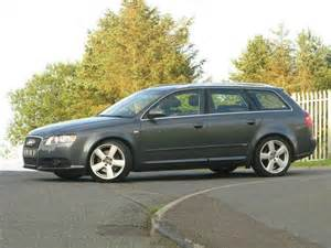 Used Audi A4 S Line Estate Used Audi A4 2006 Diesel 2 7 Tdi S Line Estate Grey Manual