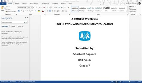 project work front page www pixshark images