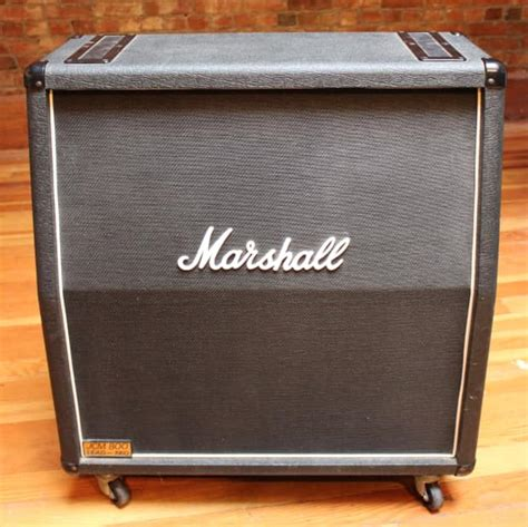 marshall jcm 800 4x12 cabinet marshall jcm 800 lead 1960 angled 4x12 cab 1990s 2000s reverb