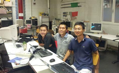 ingegneria informatica pavia pavia festeggia i primi tre laureati cinesi
