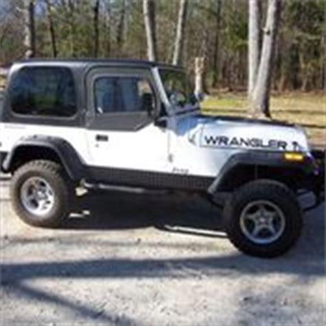 1994 Jeep Wrangler Lift Kit 1994 Jeep Wrangler 4x4 8 Inch Lift For Sale Photos