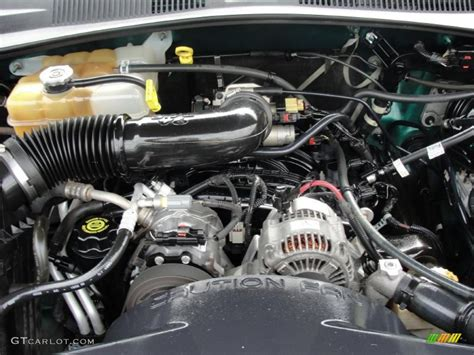 3 7 Jeep Liberty Engine 2004 Jeep Liberty Limited 3 7 Liter Sohc 12v Powertech V6