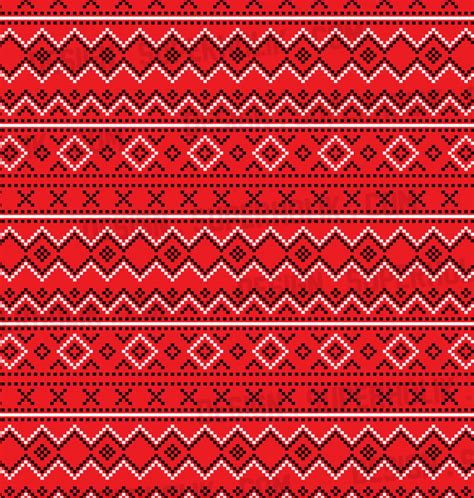 how to draw aztec patterns