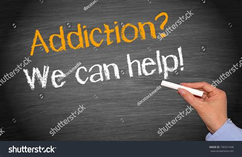 What Can Help With Detox Cravings addiction we can help stock photo 190321448