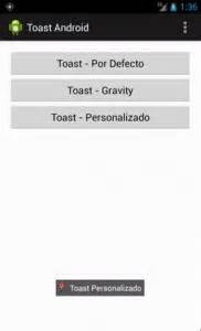 layoutinflater ejemplo notificaciones en android i toast sgoliver net