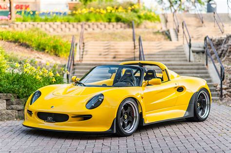 widebody cars lotus elise widebody with a honda heart rare cars for