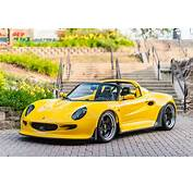 Lotus Elise Widebody With A Honda Heart  Rare Cars For