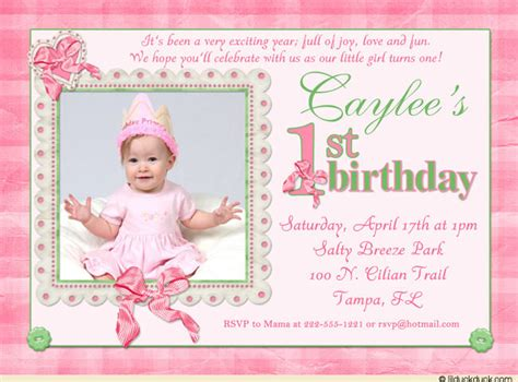 1st birthday invitation words 16th birthday invitations templates ideas 1st birthday