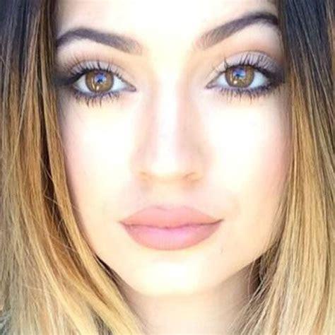 eyeliner tutorial kylie jenner kylie jenner makeup makeup pinterest jenner makeup
