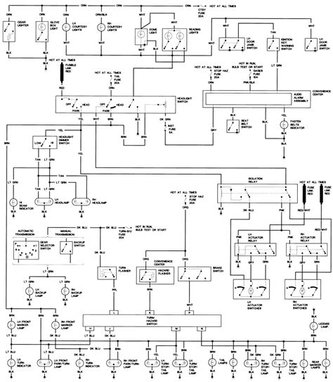 84 corvette fuel wiring diagrams get free image